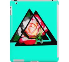 abstract rose digital painting iPad Case/Skin