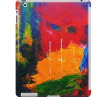 POSEIDON WATCHING SINKING SHIP iPad Case/Skin