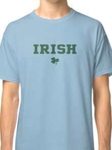 IRISH - The Departed (Frank Costello) Classic T-Shirt