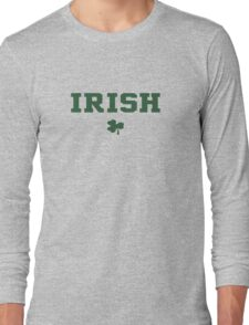IRISH - The Departed (Frank Costello) Long Sleeve T-Shirt