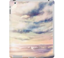 I guess you have to go now iPad Case/Skin