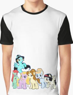 Ponified Princess Graphic T-Shirt