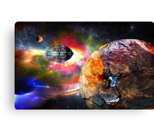 Rogue World Canvas Print