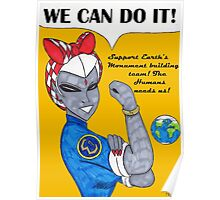 Team 7 We Can Do it! Poster