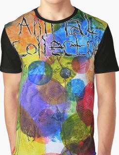 Animal Collective Dots Graphic T-Shirt