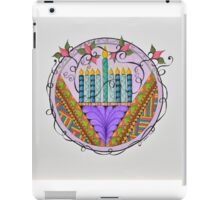 Hanukkah Lights iPad Case/Skin