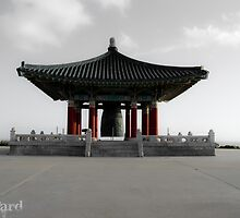 Korean Friendship Bell by guinapora