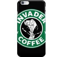 Invader Coffee iPhone Case/Skin