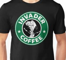 Invader Coffee Unisex T-Shirt