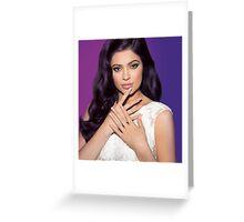 Kylie Jenner Nail Polish 2 Greeting Card