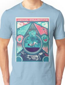 Animal Collective Circus Style Unisex T-Shirt