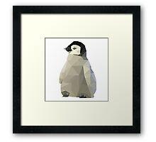 Cute Penguin  Framed Print