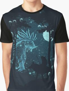 Forest Spirit Graphic T-Shirt