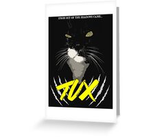 Tux - The Movie Greeting Card