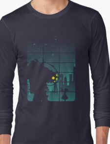 Come on, Mr. Bubbles! Long Sleeve T-Shirt