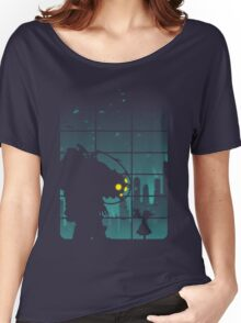 Come on, Mr. Bubbles! Women's Relaxed Fit T-Shirt