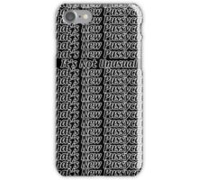 It's Not Unusual iPhone Case/Skin
