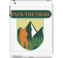 nomad trail iPad Case/Skin