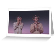 MGMT Clapping Greeting Card