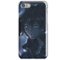 Ghost in the shell.  iPhone Case/Skin