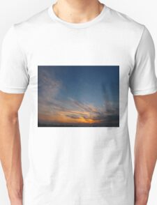 Four sheets to the winds Unisex T-Shirt