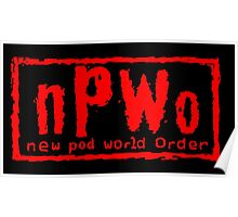 New Pod World Order Poster