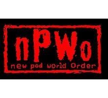 New Pod World Order Photographic Print