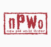New Pod World Order One Piece - Long Sleeve