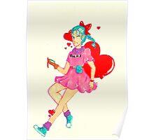 Bulma Poster