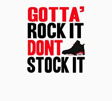 Gotta Rock It - Black Infrared 6 Unisex T-Shirt