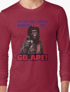 GO APE !! Long Sleeve T-Shirt