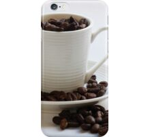 Delicious coffee iPhone Case/Skin