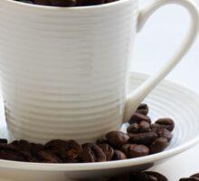 Delicious coffee Sticker
