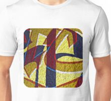 Mural, Mural on the Wall  Unisex T-Shirt
