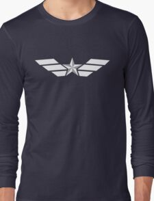 Tactical Stars and Stripes Long Sleeve T-Shirt
