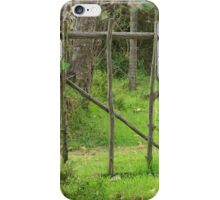 Gate iPhone Case/Skin