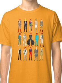 Outfits of Bowie Fashion Classic T-Shirt