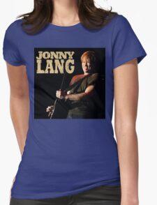 JONNY LANG Womens Fitted T-Shirt