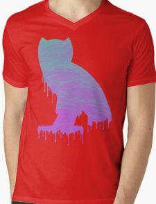 vapOVOrwave Mens V-Neck T-Shirt