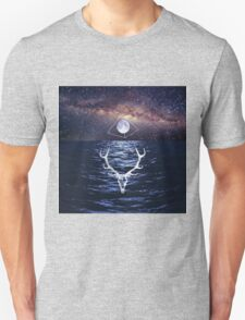 INTO THE MILKY NIGHT Unisex T-Shirt