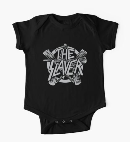 The Slayer One Piece - Short Sleeve