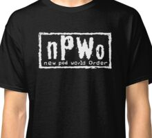 New Pod World Order Classic T-Shirt
