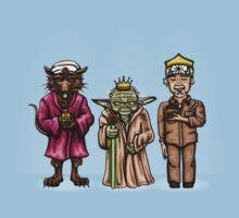 3 Wise Men Kids Tee
