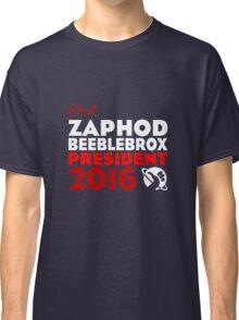 Zaphod Beeblebrox 2016 Classic T-Shirt