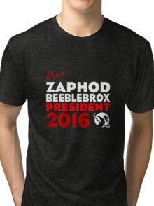 Zaphod Beeblebrox 2016 Tri-blend T-Shirt