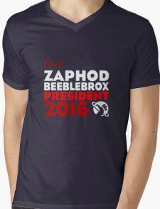 Zaphod Beeblebrox 2016 Mens V-Neck T-Shirt