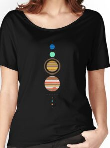 Solar System Women's Relaxed Fit T-Shirt