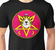 Calico Devil Cat Unisex T-Shirt