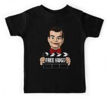 slappy free hugs Kids Tee