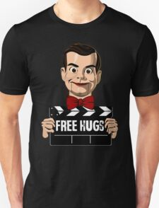 slappy free hugs T-Shirt